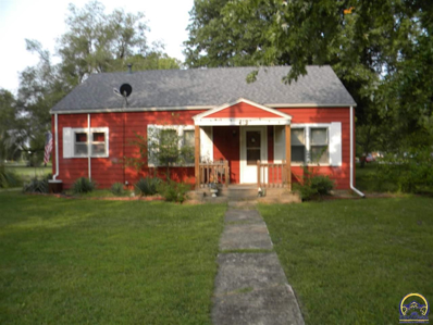 419 N Kansas St, Lebo, KS 66856 - #: 215174