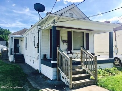 1406 Woody Ave, Louisville, KY 40215 - #: 1504217