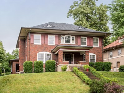 1626 Cherokee Rd, Louisville, KY 40205 - #: 1517898