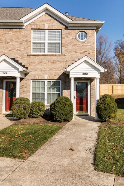 6011 Wooded Creek Dr UNIT 202, Louisville, KY 40291 - #: 1520003