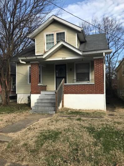 2121 W Lee St, Louisville, KY 40210 - #: 1522707