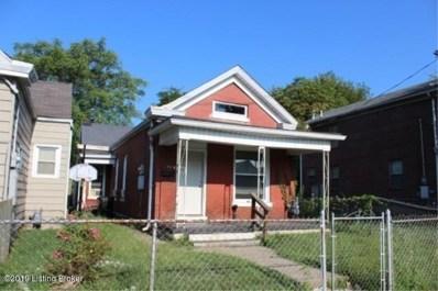 404 N 20th St, Louisville, KY 40203 - #: 1542876