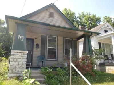 646 N Upper, Lexington, KY 40508 - #: 1822565