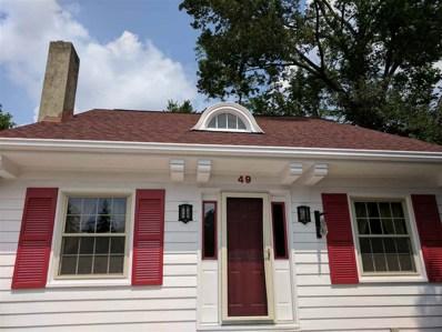 49 Indiana Avenue, Fort Thomas, KY 41075 - #: 519267
