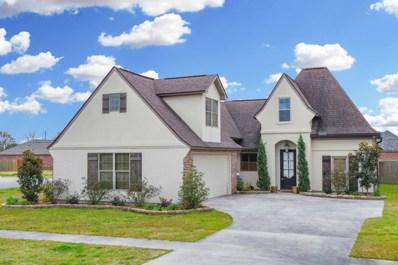 101 Parker Oak Drive, Scott, LA 70583 - #: 18006783