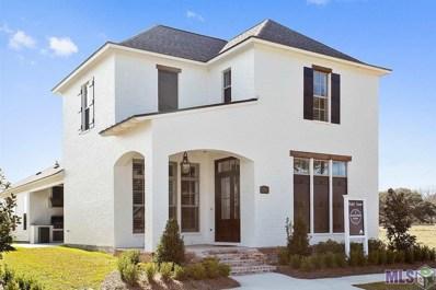 485 Conway Village Blvd, Gonzales, LA 70737 - #: 2018002727
