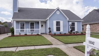 15542 Woodlore Dr, Baton Rouge, LA 70816 - #: 2018013706