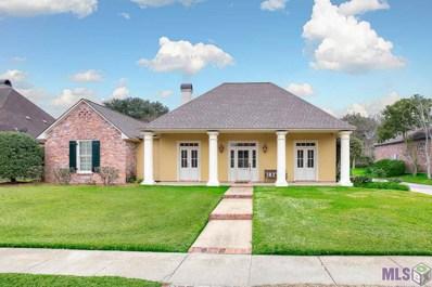 17860 Heritage Estates Dr, Baton Rouge, LA 70810 - #: 2018014695