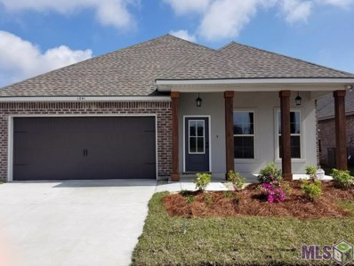 1241 Gentle Wind Dr, Baton Rouge, LA 70820 - #: 2018016232