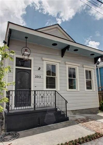 2013 Foucher Street, New Orleans, LA 70115 - #: 2156418