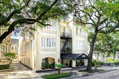 2801 St Charles Avenue UNIT 110 C, New Orleans, LA 70115 - #: 2160268