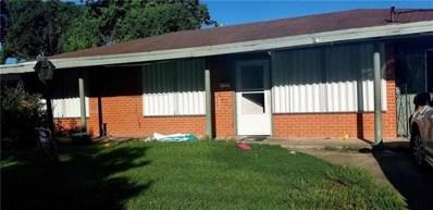 2401 Lauradale Drive, New Orleans, LA 70114 - #: 2161179