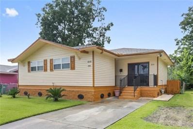 213 Travis Drive, Westwego, LA 70094 - #: 2172343