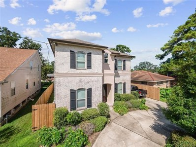 1302 Chickasaw Avenue, Metairie, LA 70005 - #: 2172462