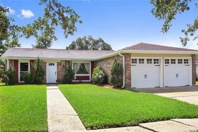 3809 Timberview Lane, Harvey, LA 70058 - #: 2175659