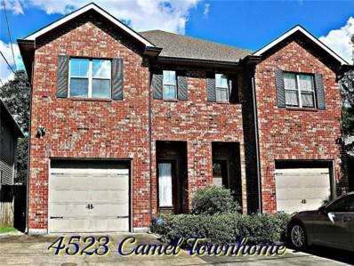 4523 Camel Street, Metairie, LA 70001 - #: 2176594