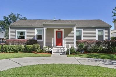 501 Jefferson Avenue, Metairie, LA 70001 - #: 2177262