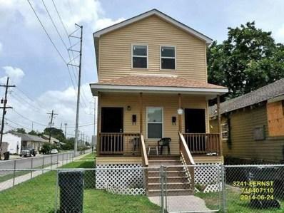 3241 Fern Street, New Orleans, LA 70125 - #: 2180796