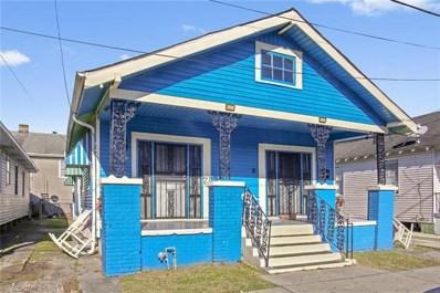 605 S Hennessey Street, New Orleans, LA 70119 - #: 2183365