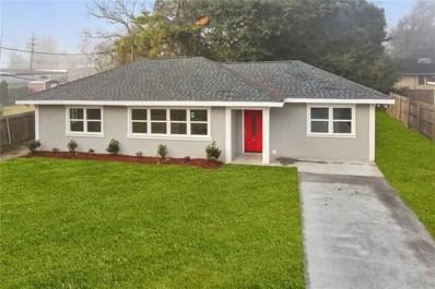 119 E 26TH Street, Reserve, LA 70084 - #: 2184750