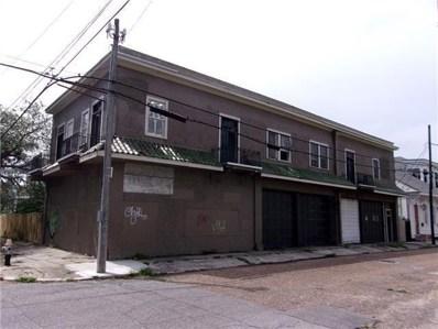 1601 Baronne Street, New Orleans, LA 70113 - #: 2184827