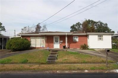 10201 Airwood Street, New Orleans, LA 70127 - #: 2186003