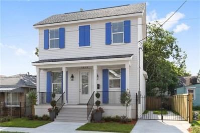 1619 Mazant Street, New Orleans, LA 70117 - #: 2186927