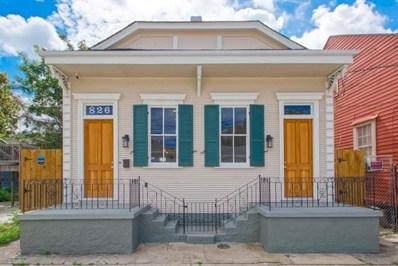 826 N Rocheblave Street, New Orleans, LA 70119 - #: 2187238