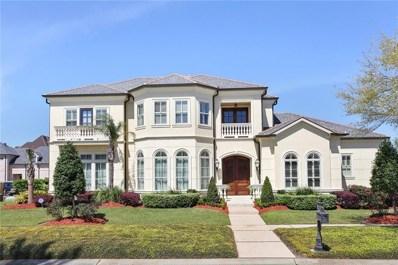 13 Royal Palm Boulevard, Kenner, LA 70065 - #: 2189944