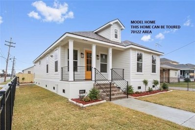 5011 W Forest Park Court, New Orleans, LA 70128 - #: 2190645