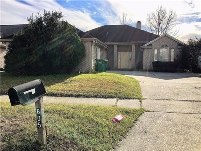 605 Franklin Court, La Place, LA 70068 - #: 2191467