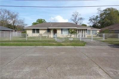 1414 Hudson Street, Kenner, LA 70062 - #: 2193671