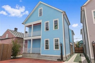 2421 Dauphine Street UNIT B, New Orleans, LA 70117 - #: 2195364