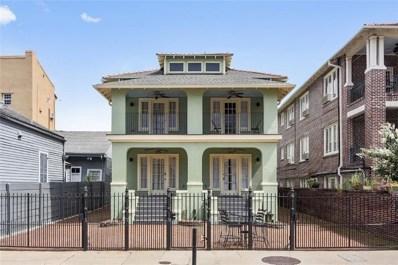 924 Dauphine Street UNIT 924, New Orleans, LA 70116 - #: 2197927