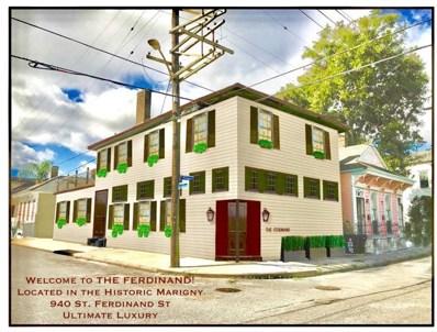 940 St Ferdinand Street UNIT 101, New Orleans, LA 70117 - #: 2204005