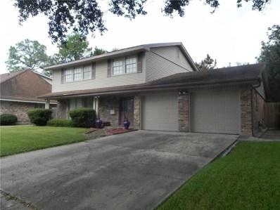 3828 Mimosa Drive, New Orleans, LA 70131 - #: 2213716