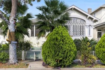 2118 Peniston Street, New Orleans, LA 70115 - #: 2222965
