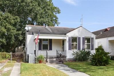 16 Davis Boulevard, Jefferson, LA 70121 - #: 2226517