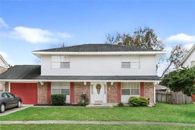 12 Boimare Avenue, Kenner, LA 70065 - #: 2233795
