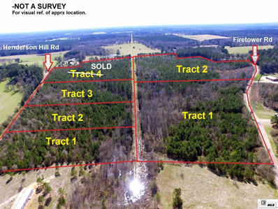 Tract 1 Henderson Hill Road, Spearsville, LA 71277 - #: 192296