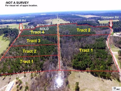 Tract 1 Firetower Road, Spearsville, LA 71277 - #: 192300