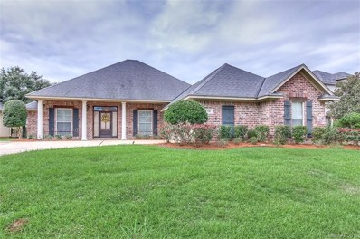 34 Waterbury Drive, Bossier City, LA 71111 - #: 235352
