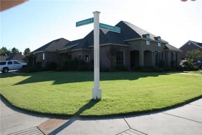 3965 S Lemongrass Circle S, Lake Charles, LA 70605 - #: 169985