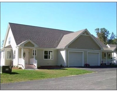 16 Whitman Bailey Drive UNIT 00, Auburn, MA 01501 - #: 72089425