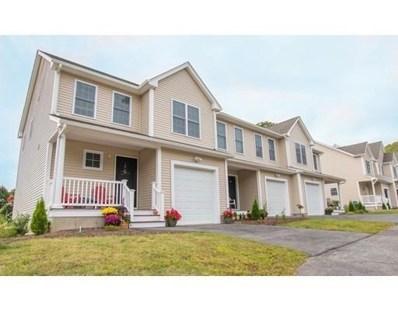 58 Reed Avenue UNIT 10, North Attleboro, MA 02760 - #: 72155773