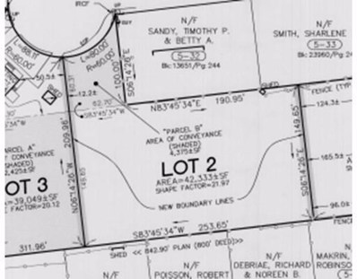 Lot 2 Pineland Drive, Plainville, MA 02762 - #: 72305625