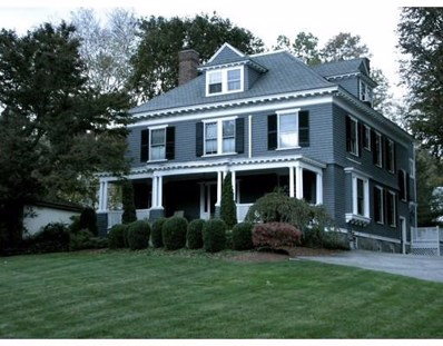 31 Forest St., Worcester, MA 01609 - #: 72319333