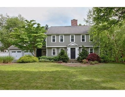 24 Longmeadow Rd, Weston, MA 02493 - #: 72332843