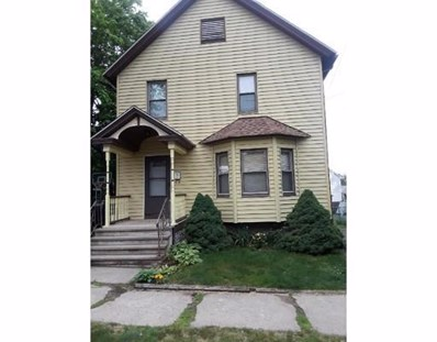 58 Bevier Street, Springfield, MA 01107 - #: 72340937
