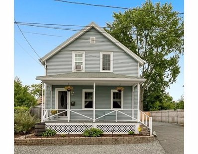 52 Smith, East Providence, RI 02915 - #: 72374509